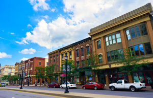 Scranton's downtown boasts elements for success
