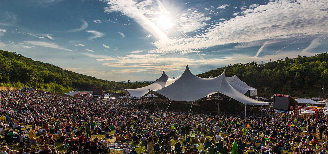 Peach Music Festival Returns to Montage Mountain for Weekend of Music, Camping, and More