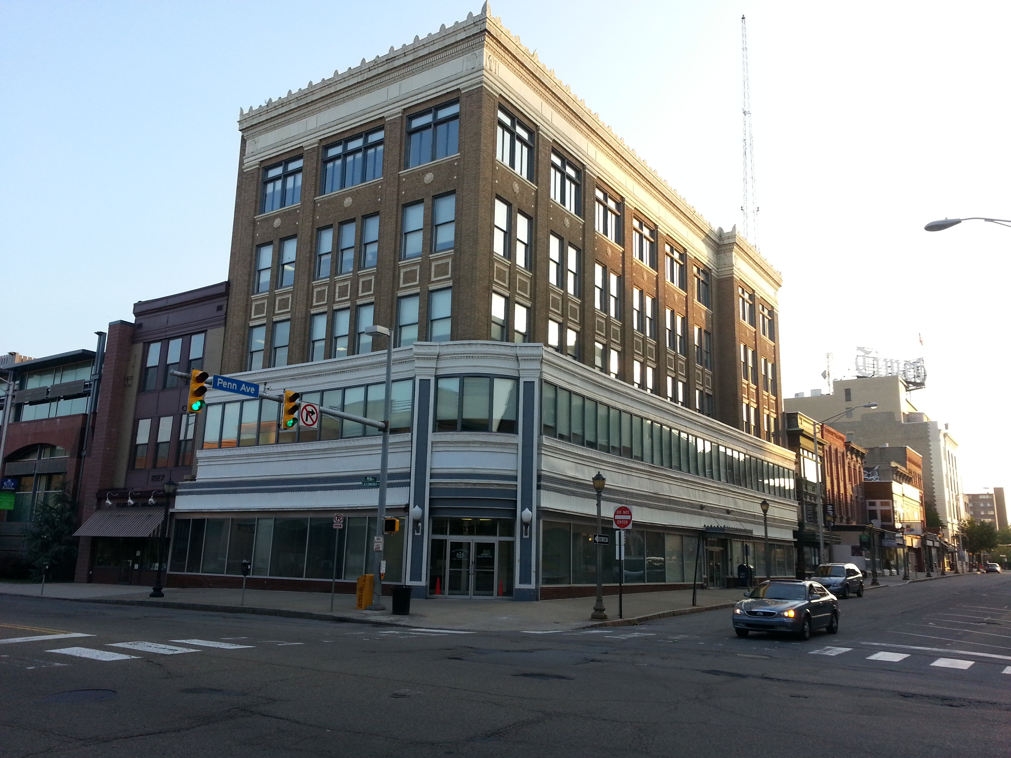 Vacant Samters Building Sold