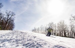 Relief from Winter Weather for Skiers, Snowboarders