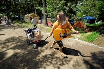 Peach Festival brings music, spectacle to Montage Mountain