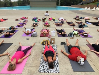 Happy Warriors: Northeast PA Yoga Festival takes over Montage Mountain