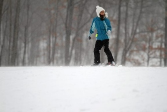 Frigid winter couldn't dampen region's skiers