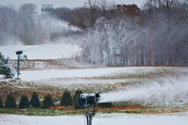 Montage Mountain ski resort dreams of white slopes on Black Friday