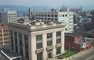Scranton PA – Electric City Building Boom Defies The Recession