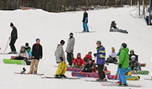 Snow tubing opens at Montage Mountain