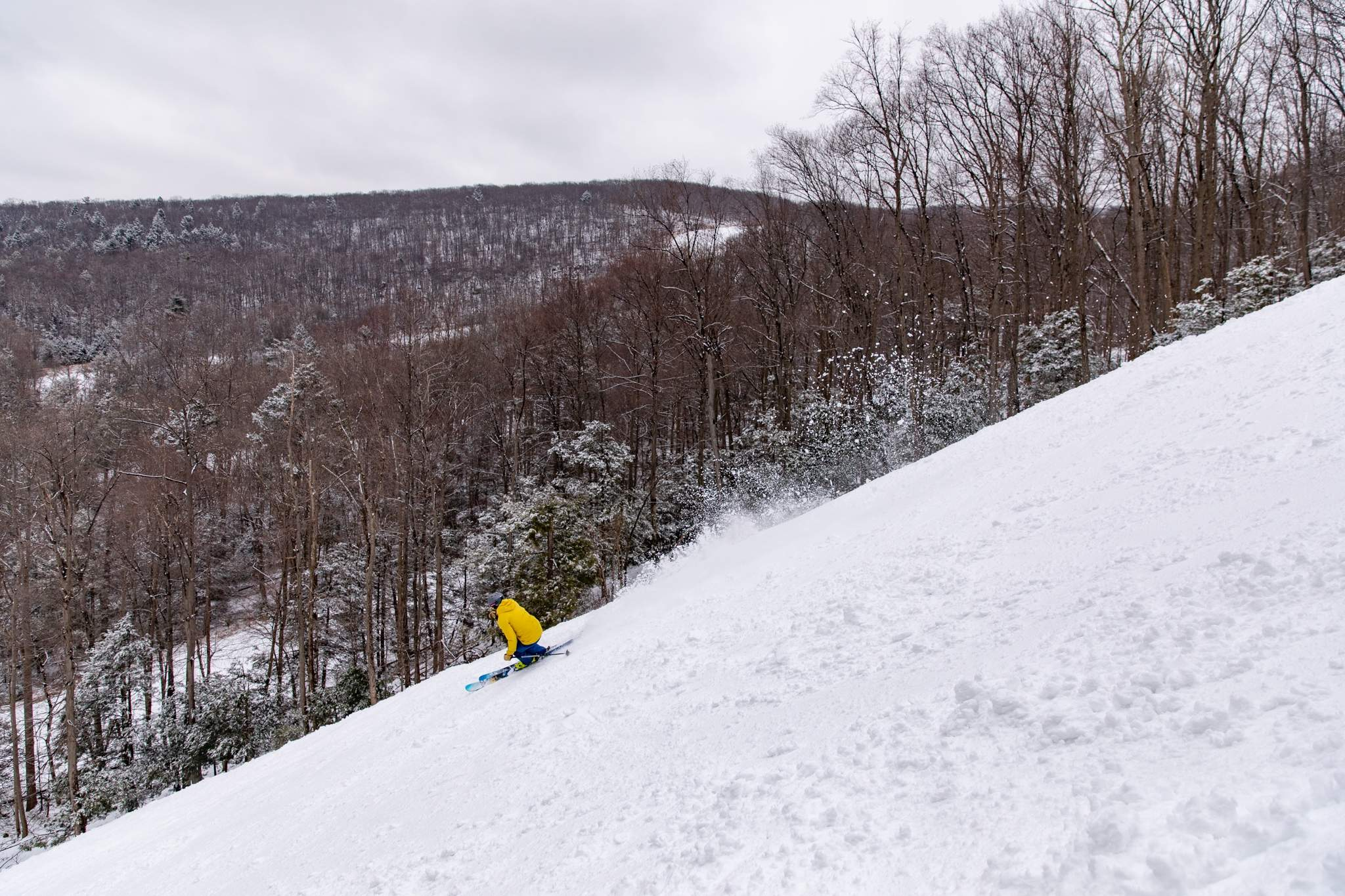 Al Neubert: White Lightning at Montage Mountain is nearby thrill ride