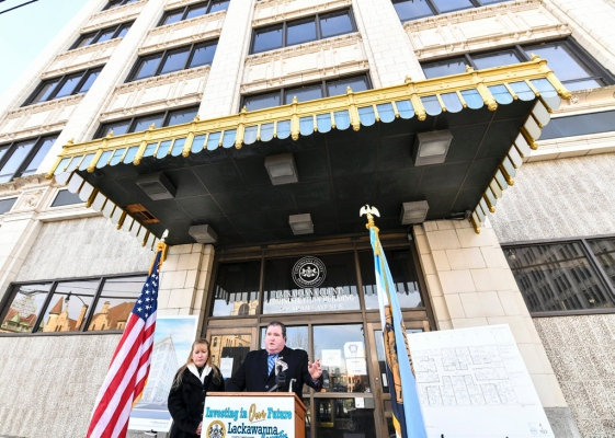 Former Lackawanna County admin building expected to be on tax roll next year