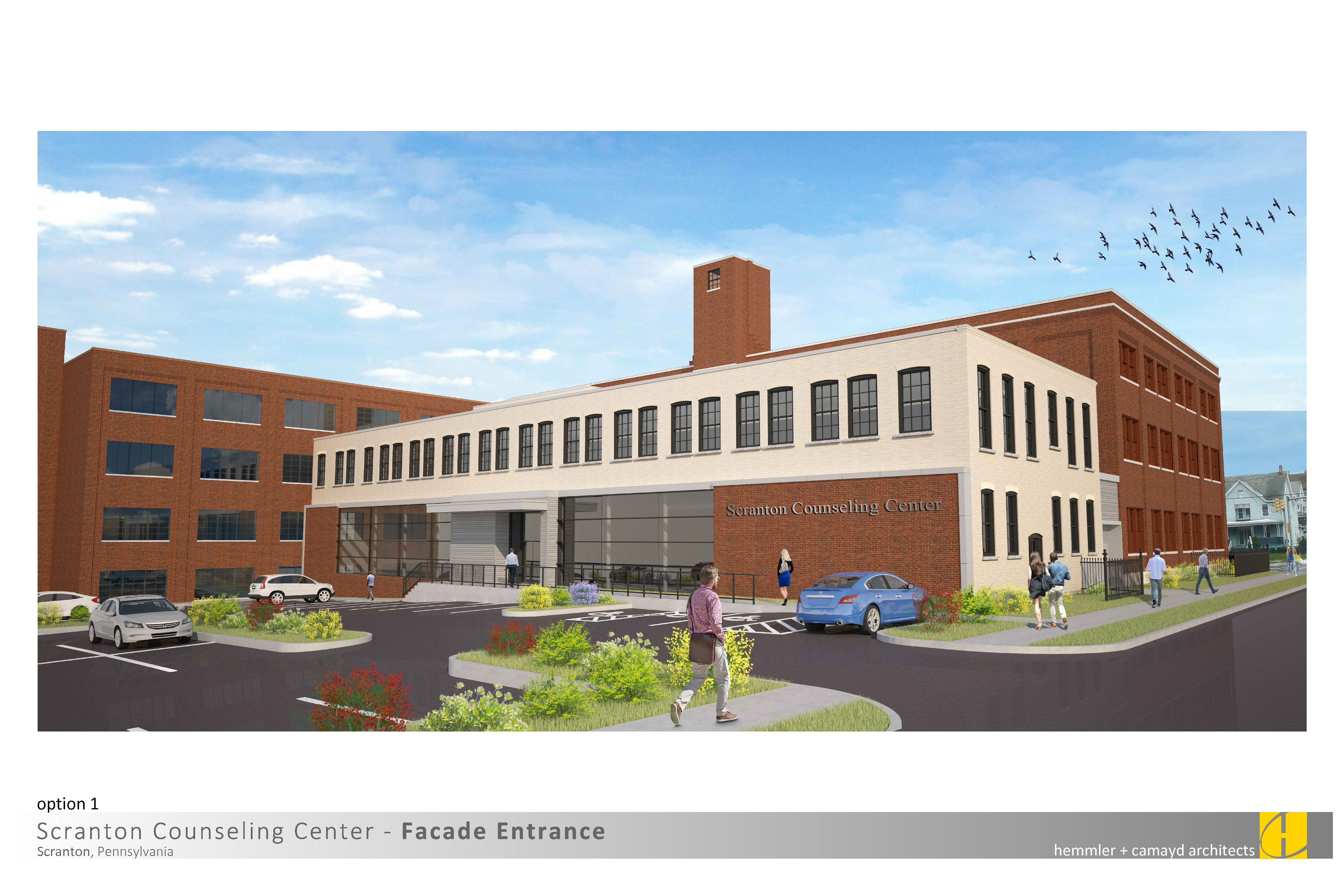 Former factory to be home to Scranton Counseling Center
