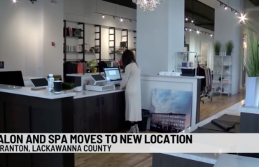 An inside look at Lavish Scranton's new location